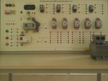 Mô hình dàn trải trang bị điện hệ thống lạnh