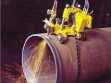 Máy cắt ống tự động