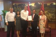 Việt Nam - Nauy đẩy mạnh hợp tác trong đào tạo nghề