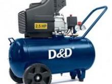 Máy nén khí D&D RAC1550A